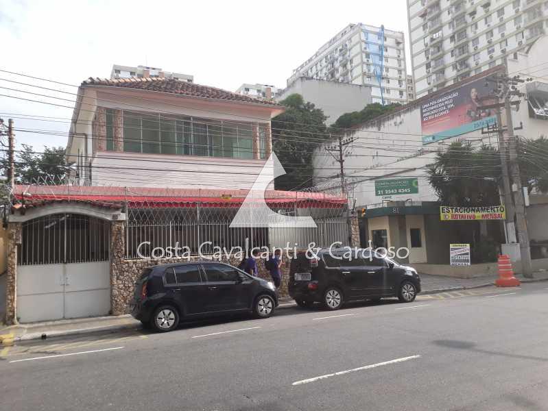 fachada da casa - - Casa Maracanã,Rio de Janeiro,RJ À Venda,2 Quartos,360m² - TJCA20007 - 13