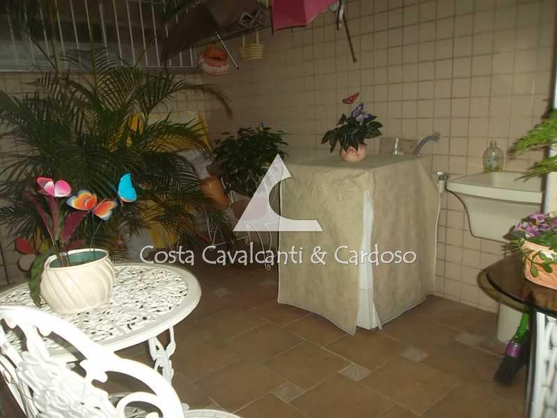 SAM_0015 - Apartamento Vila Isabel,Rio de Janeiro,RJ À Venda,2 Quartos,75m² - TJAP20227 - 20