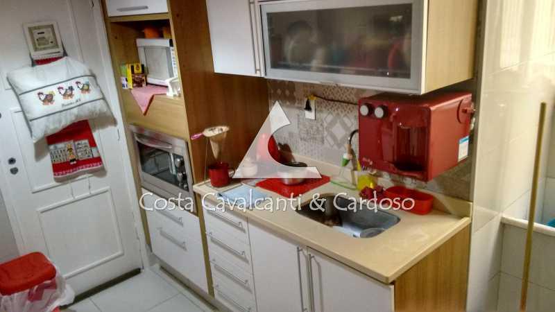 17 - Apartamento Praça da Bandeira,Rio de Janeiro,RJ À Venda,3 Quartos,72m² - TJAP30193 - 18