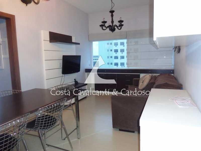 - Apartamento 3 quartos à venda Praça da Bandeira, Rio de Janeiro - R$ 550.000 - TJAP30206 - 1