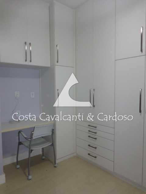 1050_01_45Quarto02 1 - Apartamento 3 quartos à venda Praça da Bandeira, Rio de Janeiro - R$ 550.000 - TJAP30206 - 12
