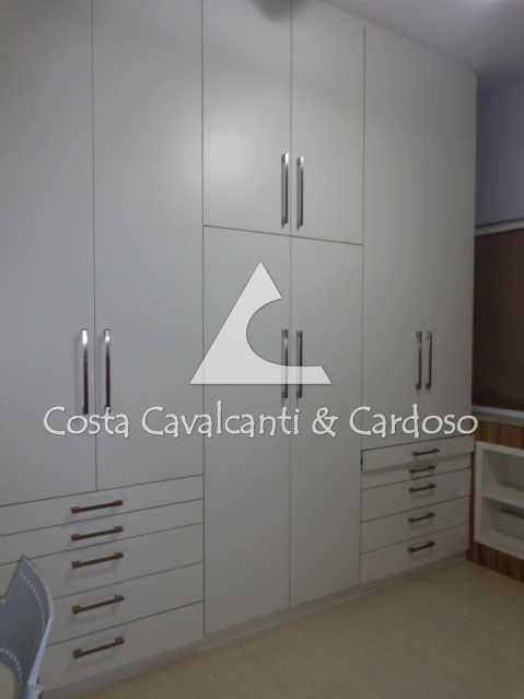 - Apartamento 3 quartos à venda Praça da Bandeira, Rio de Janeiro - R$ 550.000 - TJAP30206 - 14