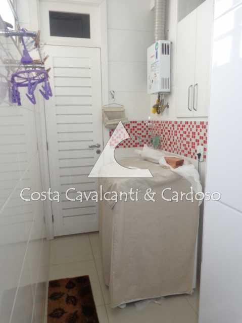 - Apartamento 3 quartos à venda Praça da Bandeira, Rio de Janeiro - R$ 550.000 - TJAP30206 - 22