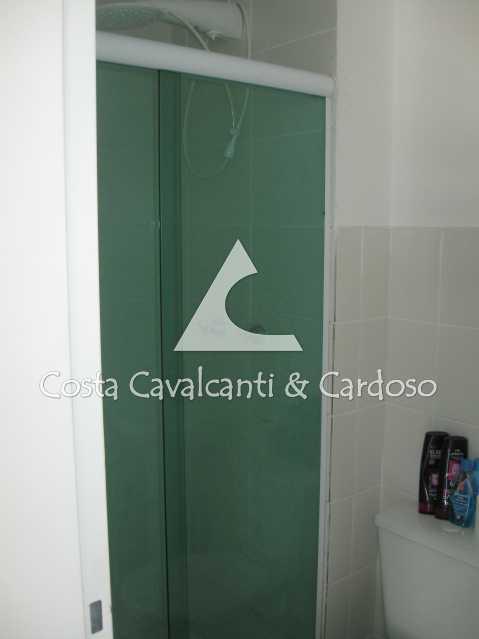 Blindex Banheiro - Apartamento Vasco da Gama,Rio de Janeiro,RJ À Venda,2 Quartos,50m² - TJAP20255 - 9