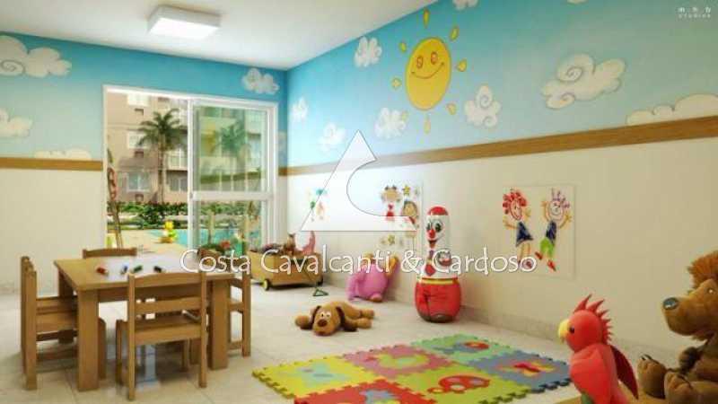 Brinquedoteca - Apartamento Vasco da Gama,Rio de Janeiro,RJ À Venda,2 Quartos,50m² - TJAP20255 - 7