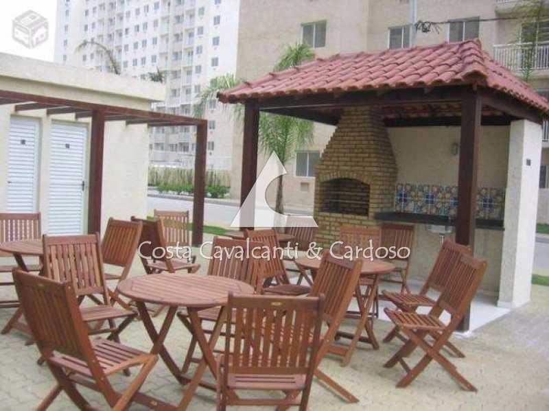Churrasquera - Apartamento Vasco da Gama,Rio de Janeiro,RJ À Venda,2 Quartos,50m² - TJAP20255 - 12