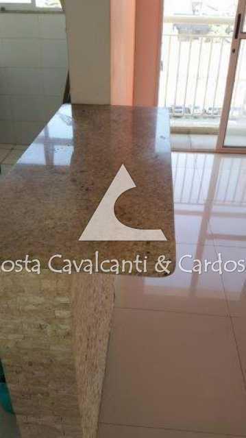 Cozinha Americana - Apartamento Vasco da Gama,Rio de Janeiro,RJ À Venda,2 Quartos,50m² - TJAP20255 - 16
