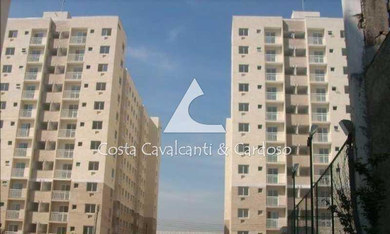 Fachada. xxx - Apartamento Vasco da Gama,Rio de Janeiro,RJ À Venda,2 Quartos,50m² - TJAP20255 - 18