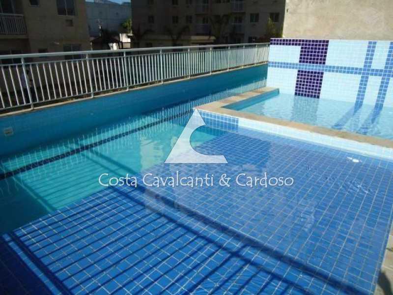 Piscina - Apartamento Vasco da Gama,Rio de Janeiro,RJ À Venda,2 Quartos,50m² - TJAP20255 - 20