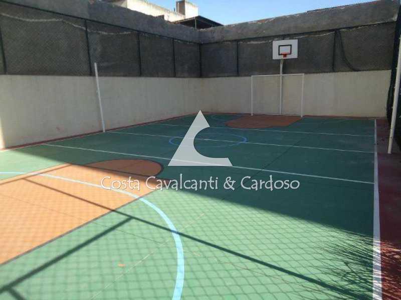 Quadra polisportiva - Apartamento Vasco da Gama,Rio de Janeiro,RJ À Venda,2 Quartos,50m² - TJAP20255 - 24