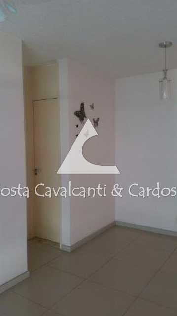 Sala 03 - Apartamento Vasco da Gama,Rio de Janeiro,RJ À Venda,2 Quartos,50m² - TJAP20255 - 1