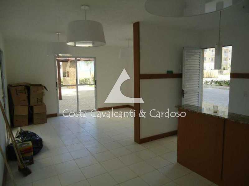 Salão de festa - Apartamento Vasco da Gama,Rio de Janeiro,RJ À Venda,2 Quartos,50m² - TJAP20255 - 22