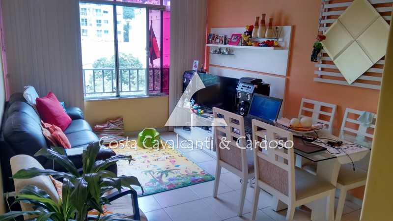 1 - Apartamento Vila Isabel,Rio de Janeiro,RJ À Venda,2 Quartos,66m² - TJAP20279 - 3