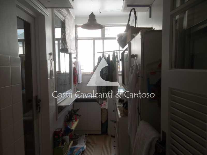 - Apartamento Tijuca, Rio de Janeiro, RJ À Venda, 2 Quartos, 95m² - TJAP20280 - 17