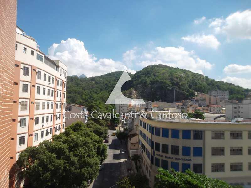 vista sala - Apartamento 3 quartos à venda São Francisco Xavier, Rio de Janeiro - R$ 350.000 - TJAP30236 - 3