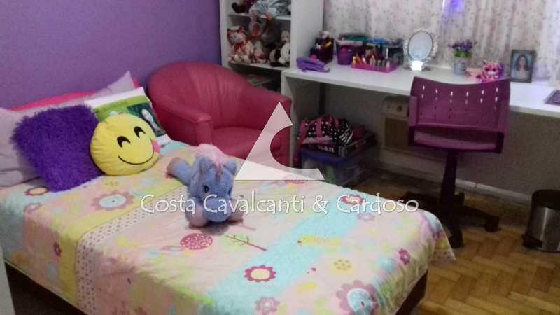 2quarto - Apartamento 3 quartos à venda Vila Isabel, Rio de Janeiro - R$ 500.000 - TJAP30239 - 10