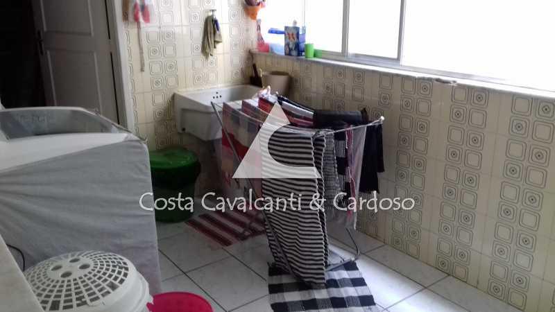 área_serviço - Apartamento 3 quartos à venda Vila Isabel, Rio de Janeiro - R$ 500.000 - TJAP30239 - 16