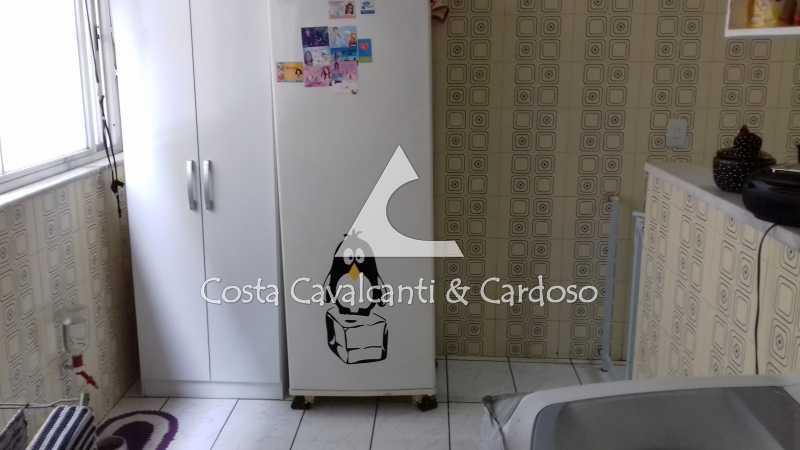 área_serviço1 - Apartamento 3 quartos à venda Vila Isabel, Rio de Janeiro - R$ 500.000 - TJAP30239 - 17