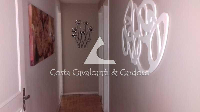 circulação - Apartamento 3 quartos à venda Vila Isabel, Rio de Janeiro - R$ 500.000 - TJAP30239 - 20