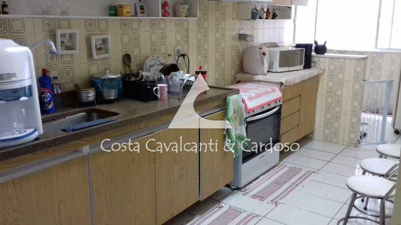 cozinha - Apartamento 3 quartos à venda Vila Isabel, Rio de Janeiro - R$ 500.000 - TJAP30239 - 21