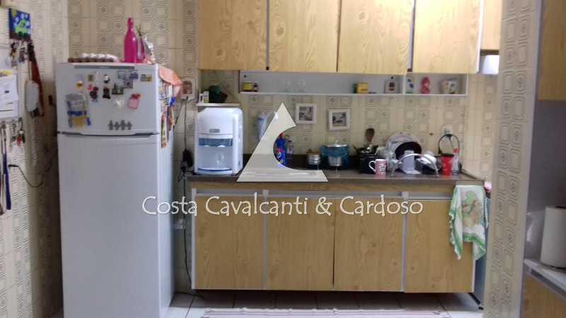 cozinha1 - Apartamento 3 quartos à venda Vila Isabel, Rio de Janeiro - R$ 500.000 - TJAP30239 - 22