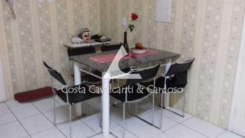 cozinha2 - Apartamento 3 quartos à venda Vila Isabel, Rio de Janeiro - R$ 500.000 - TJAP30239 - 23