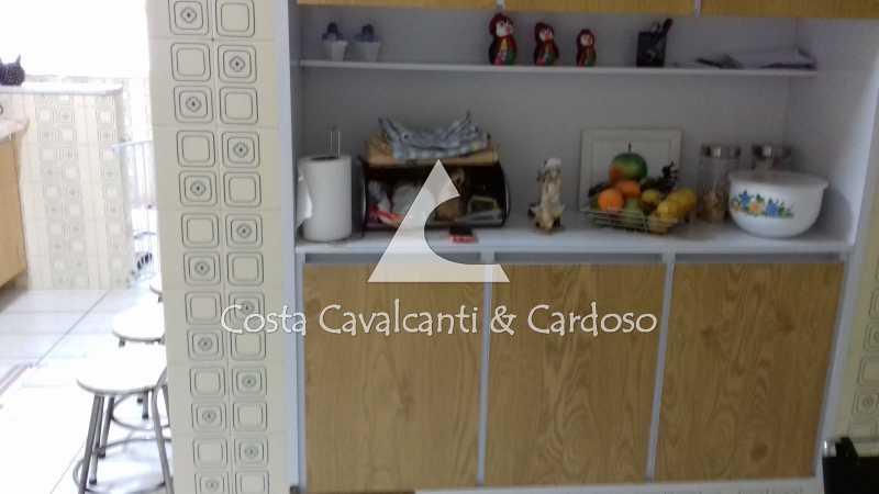 cozinha3 - Apartamento 3 quartos à venda Vila Isabel, Rio de Janeiro - R$ 500.000 - TJAP30239 - 24