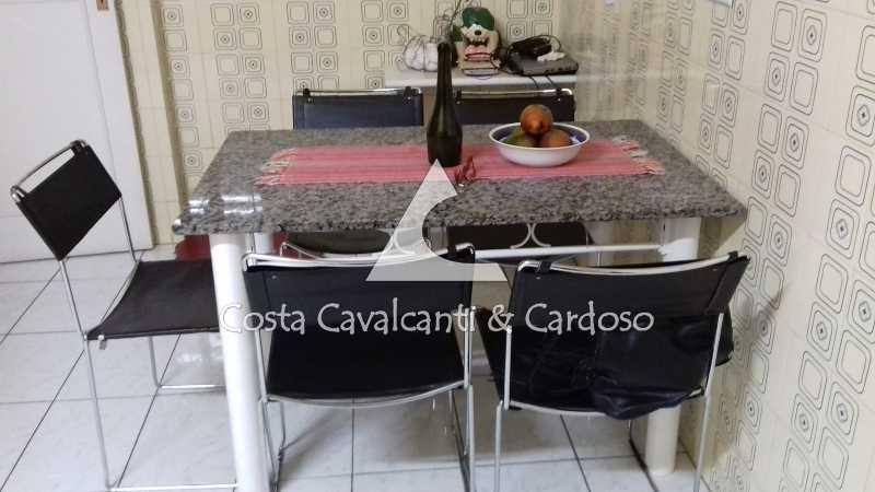 cozinha4 - Apartamento 3 quartos à venda Vila Isabel, Rio de Janeiro - R$ 500.000 - TJAP30239 - 25
