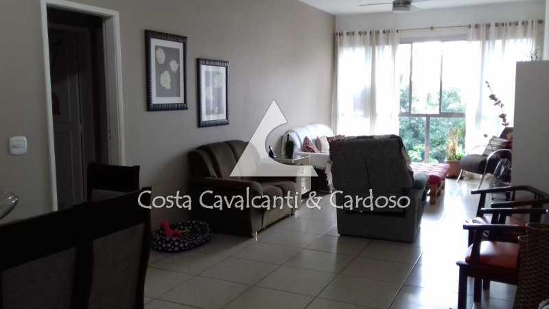 Sala - Apartamento 3 quartos à venda Vila Isabel, Rio de Janeiro - R$ 500.000 - TJAP30239 - 5