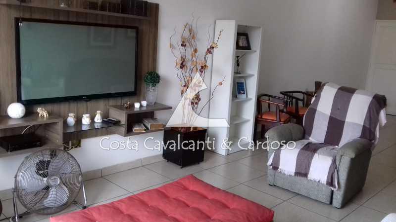 sala1 - Apartamento 3 quartos à venda Vila Isabel, Rio de Janeiro - R$ 500.000 - TJAP30239 - 4