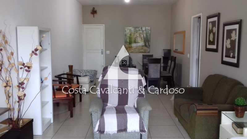 sala3 - Apartamento 3 quartos à venda Vila Isabel, Rio de Janeiro - R$ 500.000 - TJAP30239 - 3