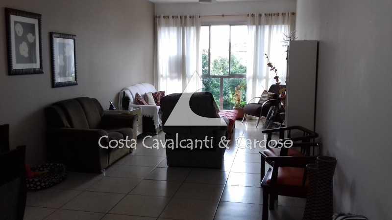 sala4 - Apartamento 3 quartos à venda Vila Isabel, Rio de Janeiro - R$ 500.000 - TJAP30239 - 1