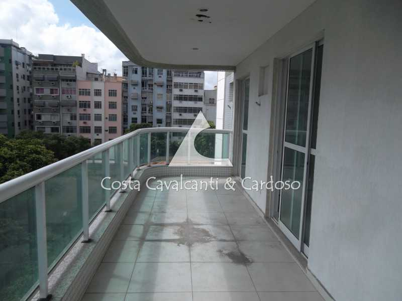- Cobertura 2 quartos à venda Tijuca, Rio de Janeiro - R$ 1.380.000 - TJCO20016 - 3