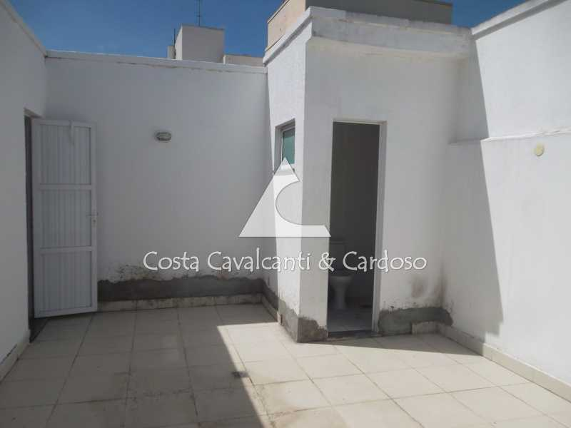 - Cobertura 2 quartos à venda Tijuca, Rio de Janeiro - R$ 1.380.000 - TJCO20016 - 12