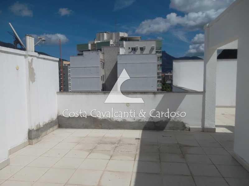 - Cobertura 2 quartos à venda Tijuca, Rio de Janeiro - R$ 1.380.000 - TJCO20016 - 16