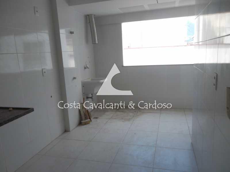 - Cobertura 2 quartos à venda Tijuca, Rio de Janeiro - R$ 1.380.000 - TJCO20016 - 19