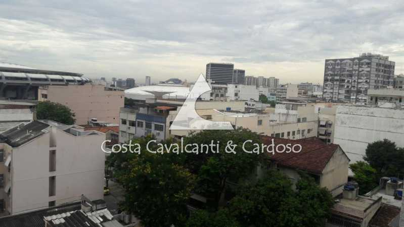 1.1vistao - Apartamento 3 quartos à venda Maracanã, Rio de Janeiro - R$ 550.000 - TJAP30242 - 3