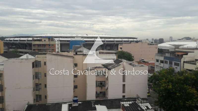 2 vistao - Apartamento 3 quartos à venda Maracanã, Rio de Janeiro - R$ 550.000 - TJAP30242 - 1