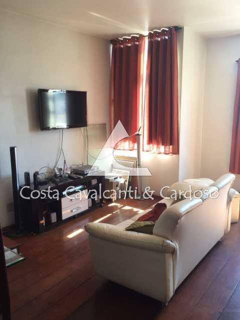 6 sala     - Apartamento 3 quartos à venda Maracanã, Rio de Janeiro - R$ 550.000 - TJAP30242 - 7