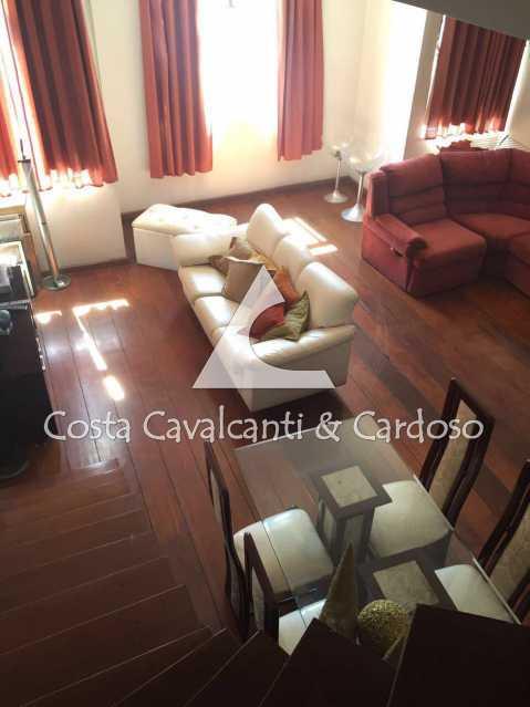 8 sala     - Apartamento 3 quartos à venda Maracanã, Rio de Janeiro - R$ 550.000 - TJAP30242 - 9