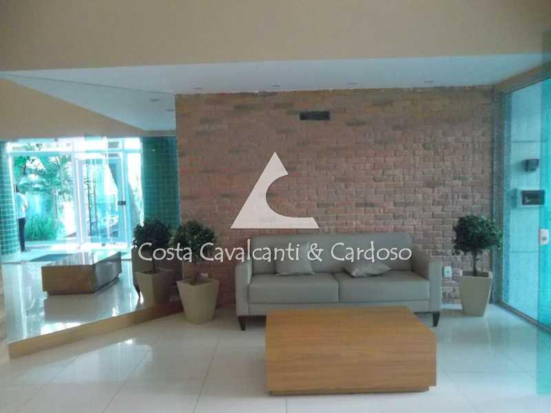 2 portaria - Cobertura 3 quartos à venda Tijuca, Rio de Janeiro - R$ 899.000 - TJCO30037 - 9