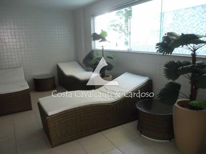 6 repouso - Cobertura 3 quartos à venda Tijuca, Rio de Janeiro - R$ 899.000 - TJCO30037 - 5