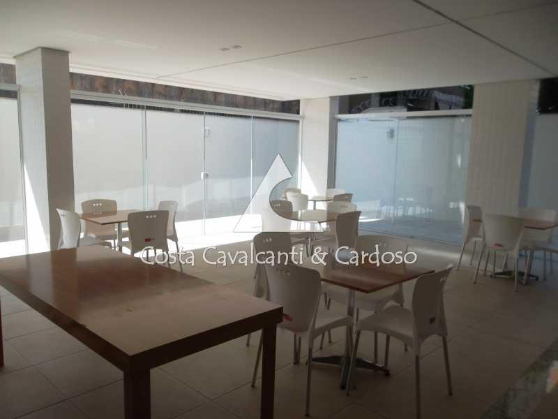 9 espaço gourmet - Cobertura 3 quartos à venda Tijuca, Rio de Janeiro - R$ 899.000 - TJCO30037 - 7