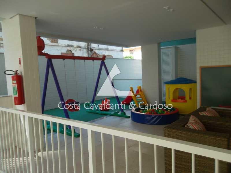 10 espaço baby - Cobertura 3 quartos à venda Tijuca, Rio de Janeiro - R$ 899.000 - TJCO30037 - 8