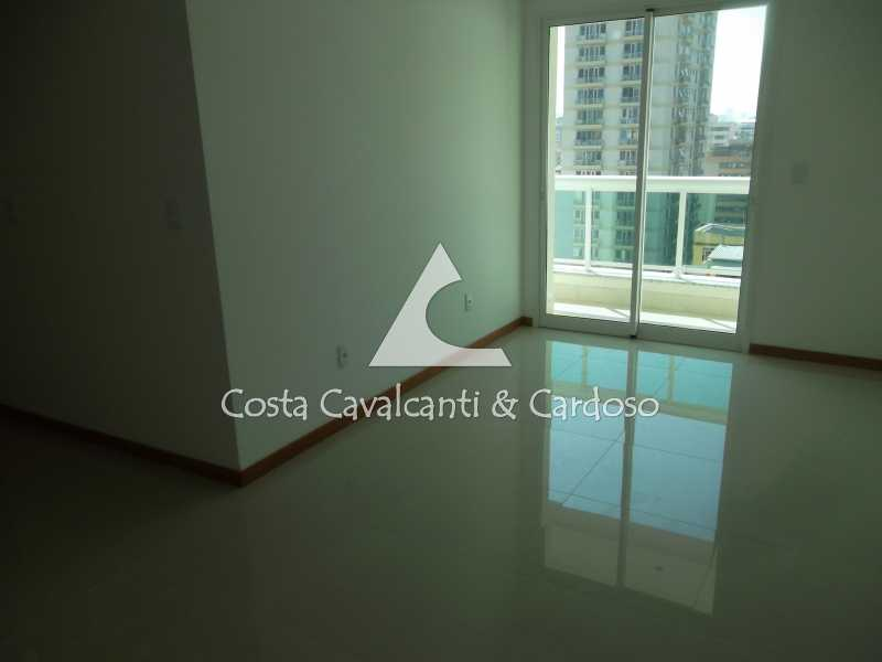 13 sala - Cobertura 3 quartos à venda Tijuca, Rio de Janeiro - R$ 899.000 - TJCO30037 - 12