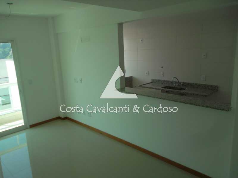 14 sala - Cobertura 3 quartos à venda Tijuca, Rio de Janeiro - R$ 899.000 - TJCO30037 - 13