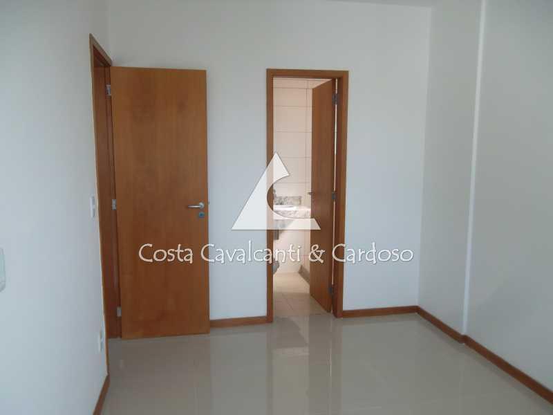 17 suite - Cobertura 3 quartos à venda Tijuca, Rio de Janeiro - R$ 899.000 - TJCO30037 - 16