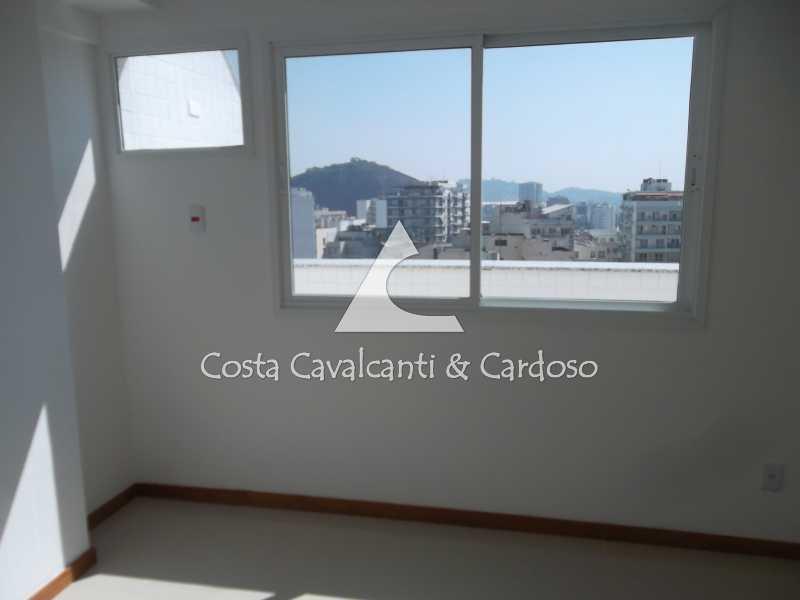 17. qto - Cobertura 3 quartos à venda Tijuca, Rio de Janeiro - R$ 899.000 - TJCO30037 - 17