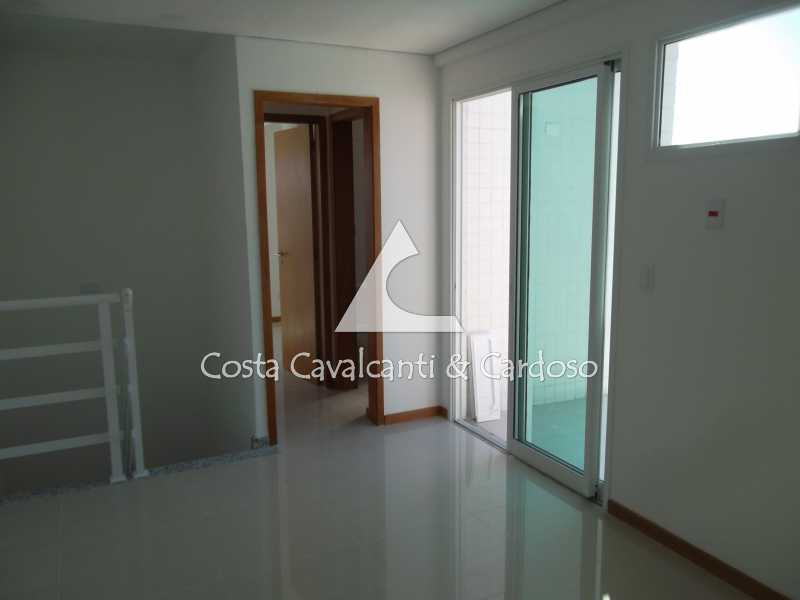 17.2 sala 2 - Cobertura 3 quartos à venda Tijuca, Rio de Janeiro - R$ 899.000 - TJCO30037 - 18