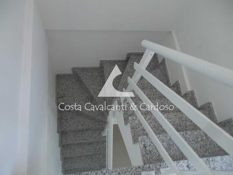17.3 acesso - Cobertura 3 quartos à venda Tijuca, Rio de Janeiro - R$ 899.000 - TJCO30037 - 19